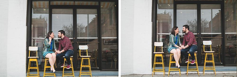 U Street Engagement Washington DC
