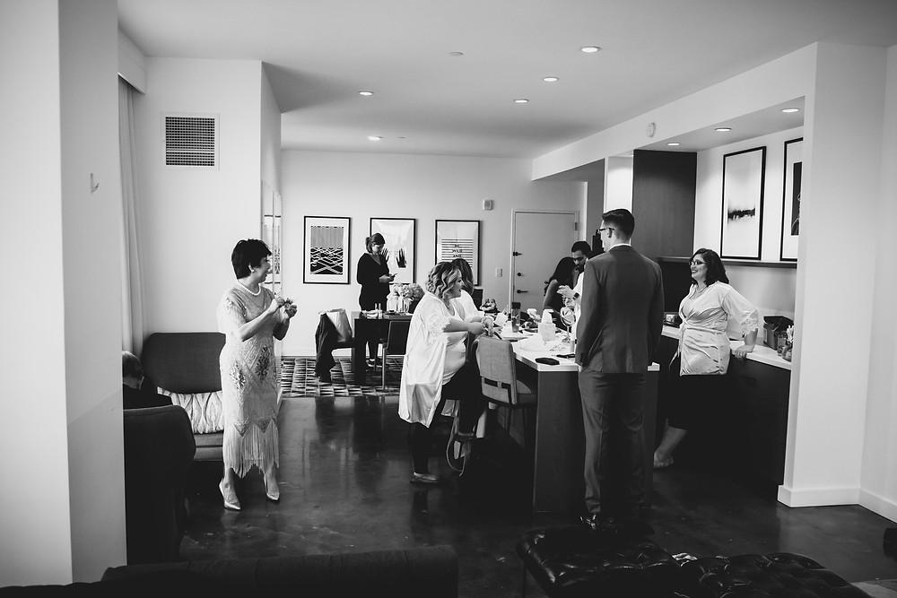 Mrs. K's Toll House Wedding