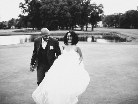 Larry + Marcia | Laurel MD | The Patuxent Golf Club Wedding