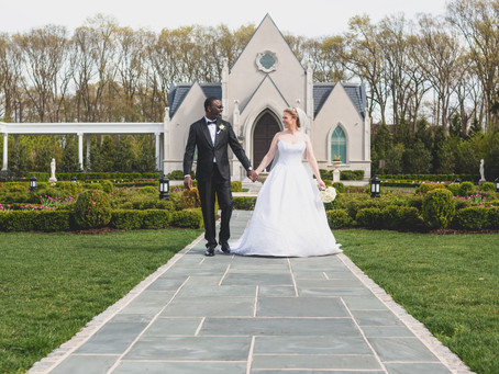 John + Laima | East Brunswick NJ | Park Chateau Estate & Gardens Wedding