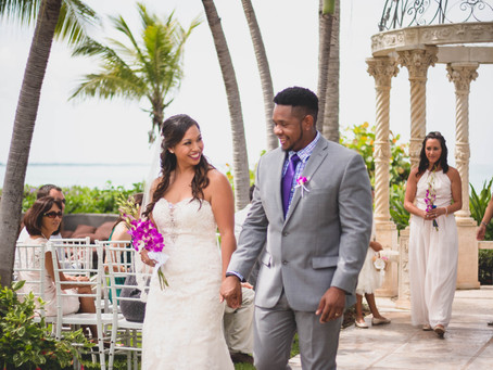 Michelle + David | Turk & Caicos | Beaches Turks & Caicos Wedding