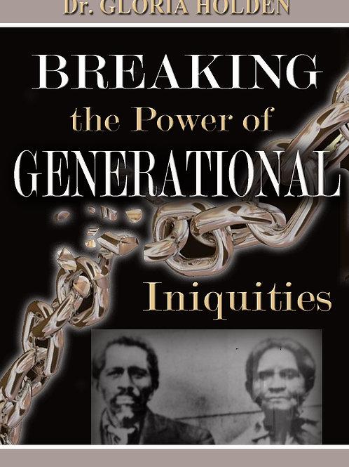 BREAKING GENERATIONAL INIQUITIES
