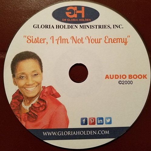 SISTER I AM NOT YOUR ENEMY (Downloadable Audio Book)