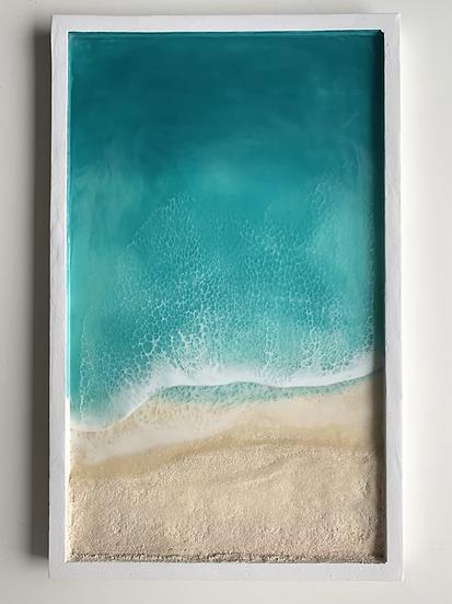 Alexa Triptych Piece (downpayment)
