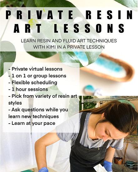 1 Virtual Resin Lesson