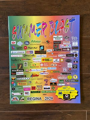 Summer Blast Coupon Books!