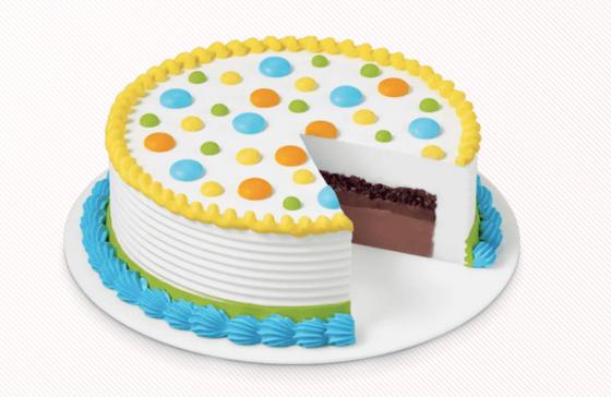 Who Wants Ice Cream Cake?!