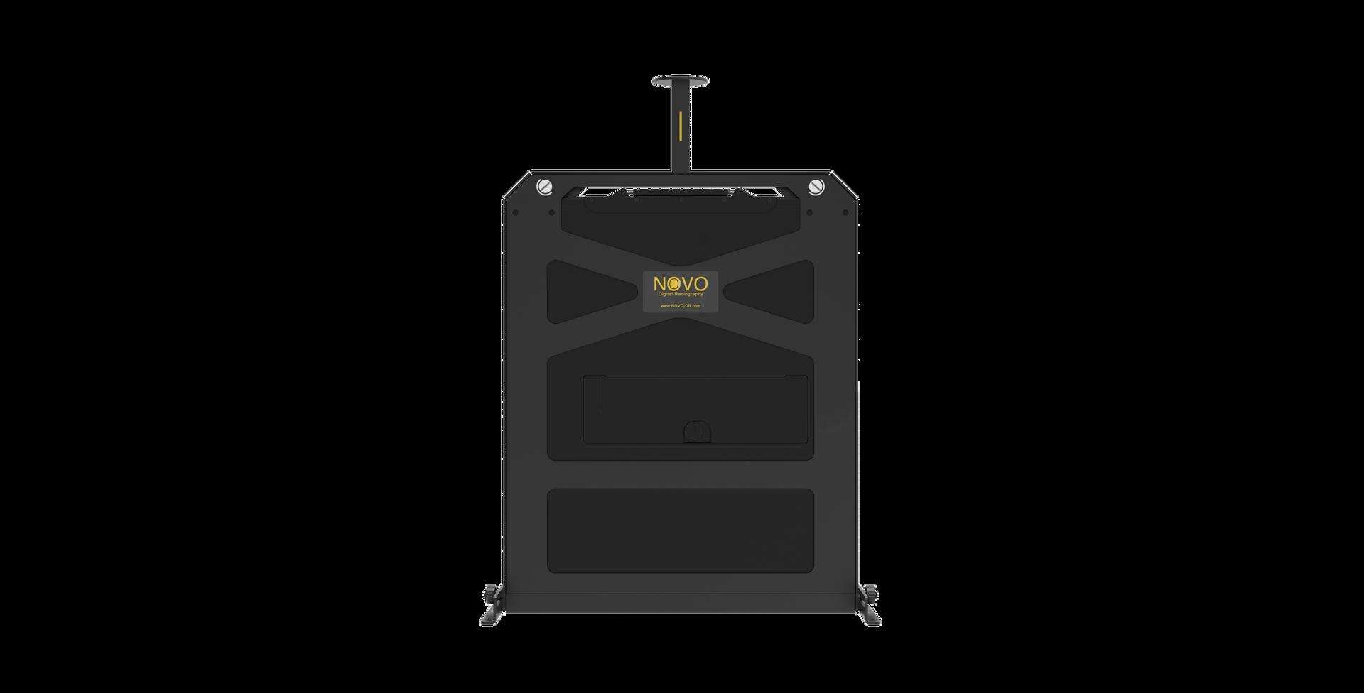 Robot frame 22 with panel_90-0_back_tran
