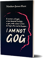 Sample or buy the paperback version of I Am Not Gog at amazon.co.uk
