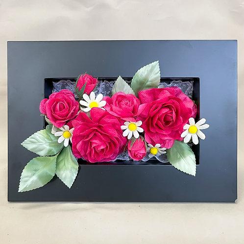 飾り方いろいろ!バラのアレンジメント