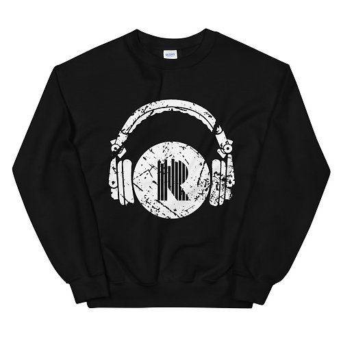 Distorted Rithem Unisex Sweatshirt