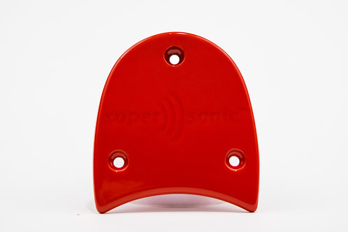 Melodies Heel Tap - Rubato Red