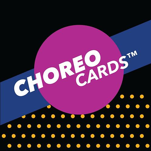 Choreo Cards Deck