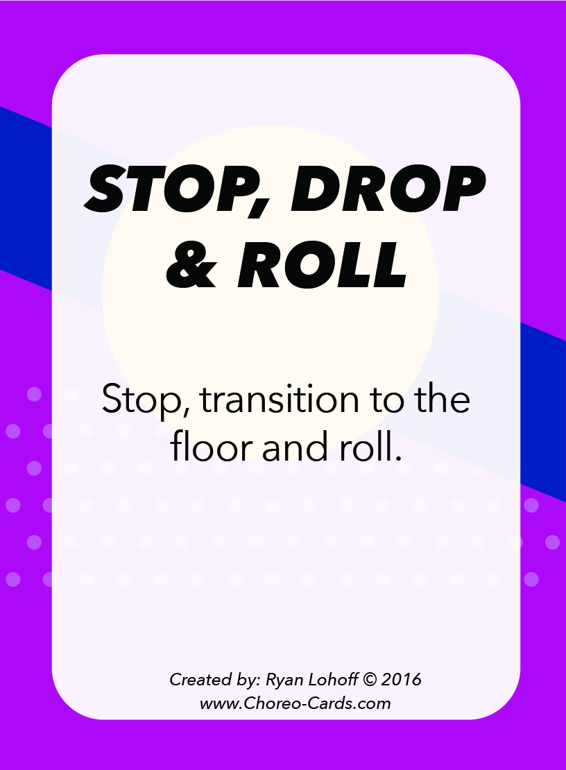 Wild - Stop Drop and Roll