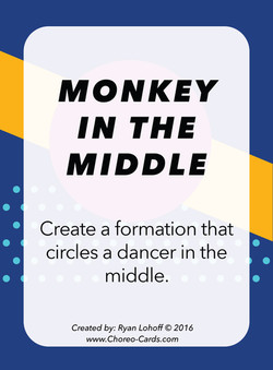 Staging - Monkey In The Middle