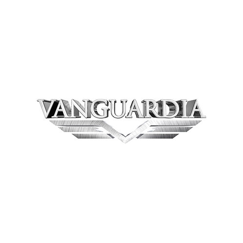 Vanguardia Logo Sticker