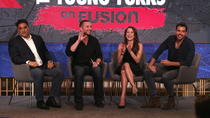 The Young Turks On Fusion TV
