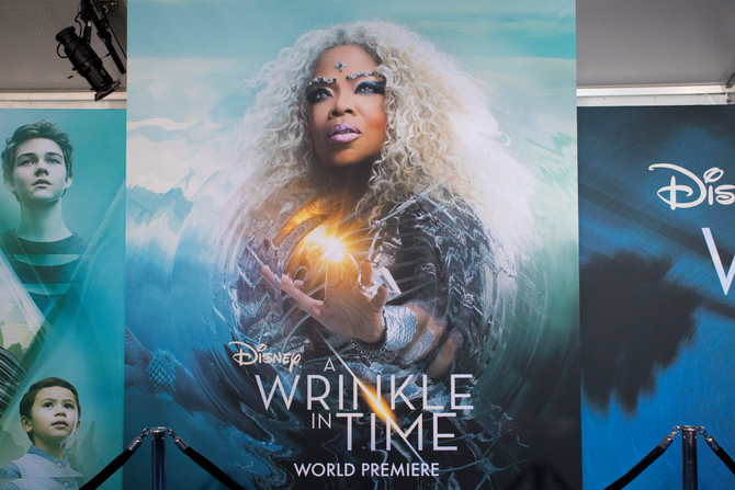Behind The Scenes At The Premiere Of Disney's 'A Wrinkle In Time'