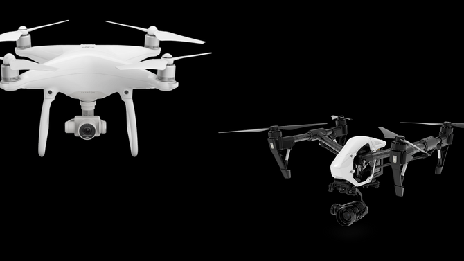 DJI Stages A Live Bank Heist For New Drone Launch