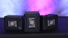 The New Anton/Bauer Dionic XT Batteries