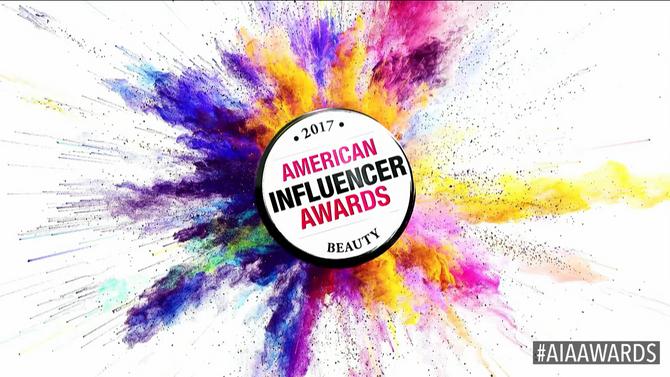 American Influencer Awards 2017