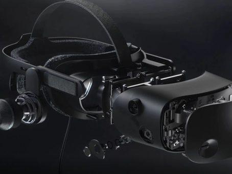 The first Aviation VR company in the UK to deploy the brand new HP G2 headset
