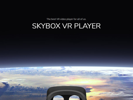 Working with SkyBoxVR to deliver the best software experience