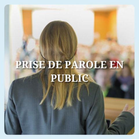 Gagnez en aisance dans vos prises de parole en public