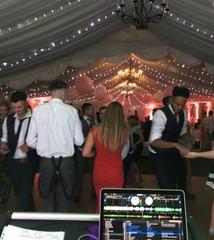 Kate Hampshire Wedding DJ