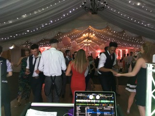 Kate Hampshire Wedding DJ