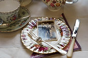 Photo by Katherine and her Camera, Table set up designed by nanny nellies attic