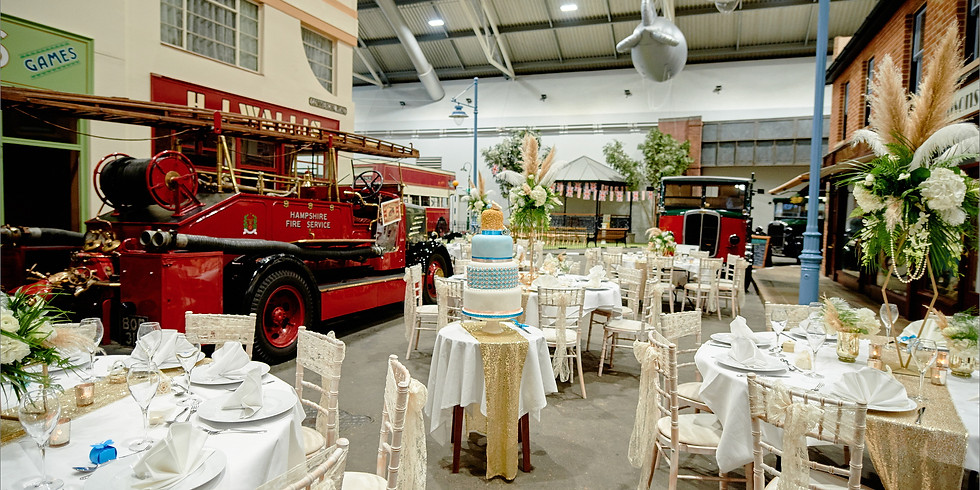 Milestones Museum wedding fayre 2-3pm