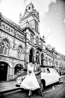 Wedding Car Front Steps.jpg