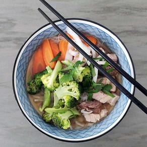 für alle Suppentiger! einfacher vietnamesischer Suppentopf