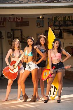 Surf Girls - Maui