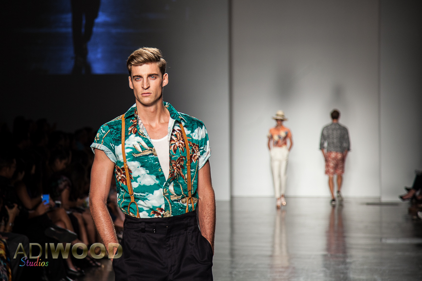 Honolulu Fashion Week - Live Aloha
