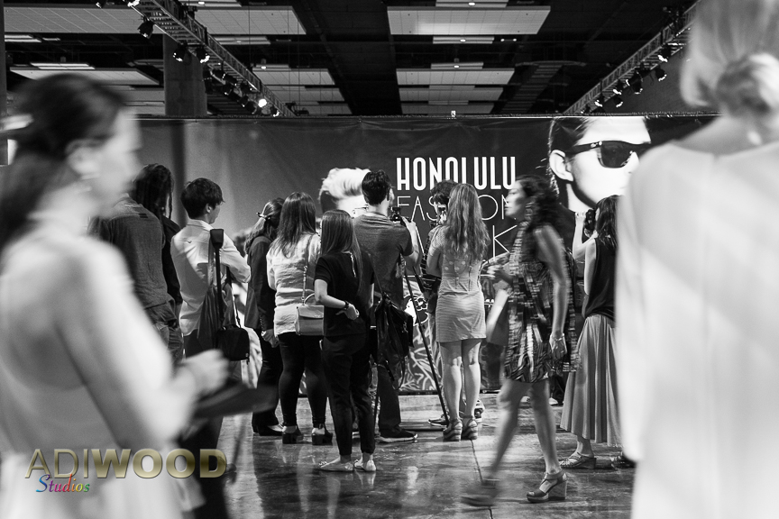 Honolulu Fashion Week - Market