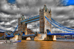 Tower Bridge - Boat