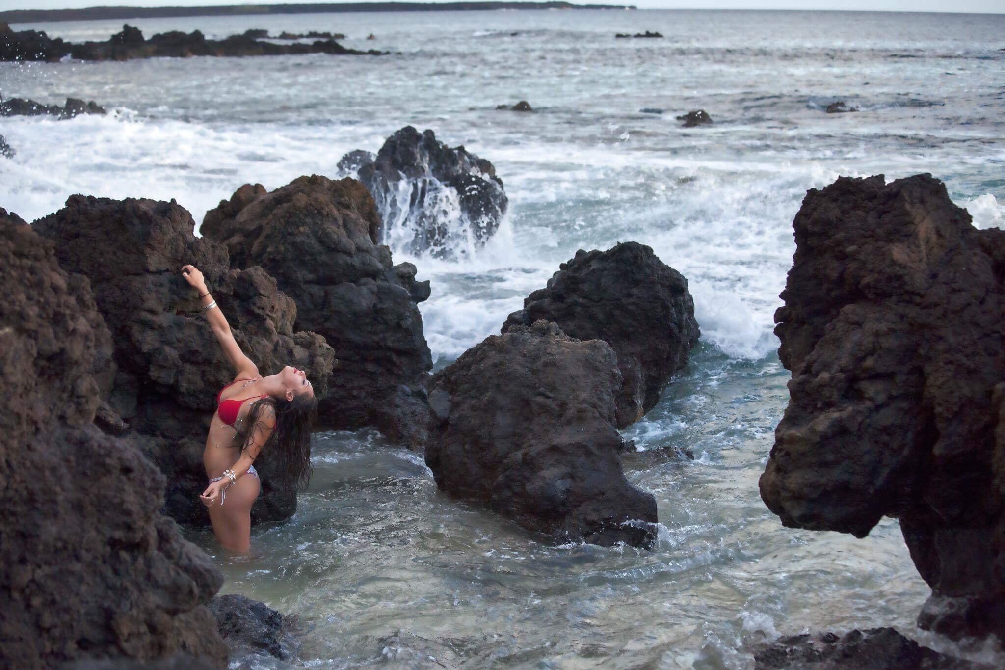 AlisaMae Fernandez - Pa'ako Beach