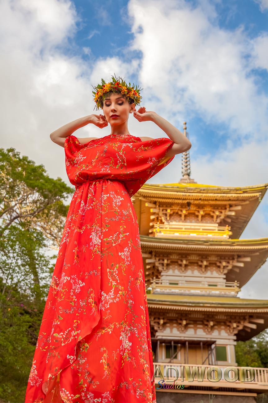Kristina Anapau - Kyoto Gardens