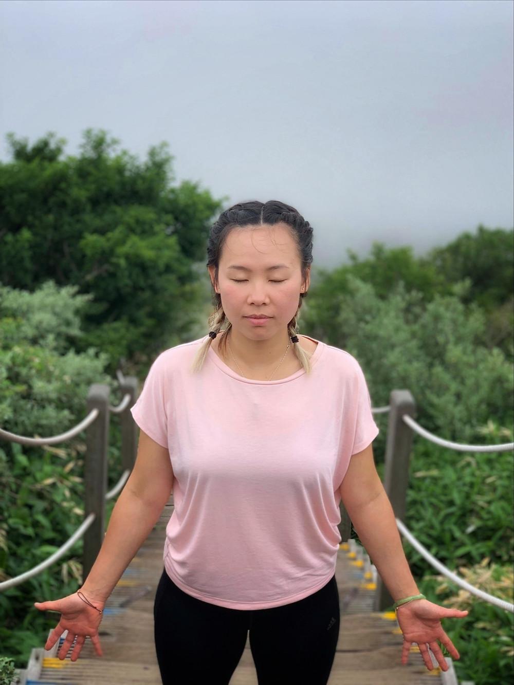Mountain Pose, Yoga, Goh Yoga