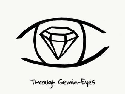 Through Gemin-Eyes