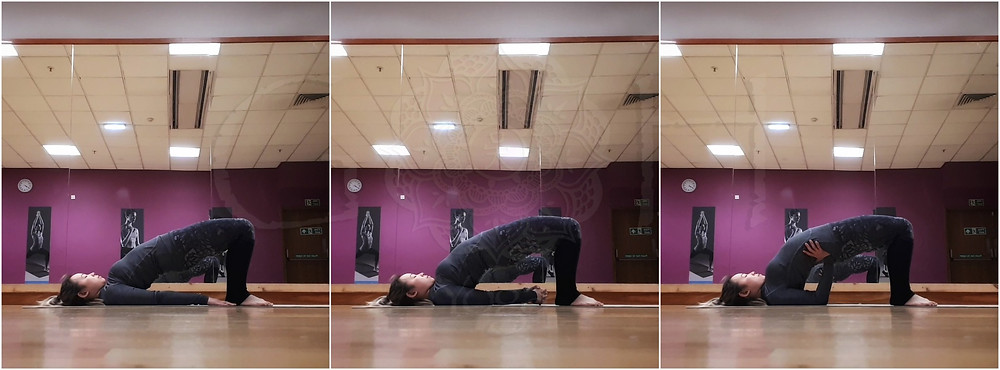 Bridge Pose Variations