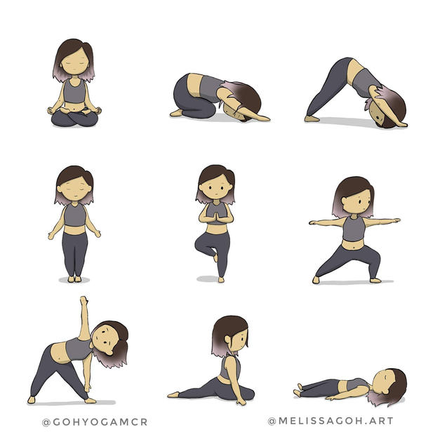 Yoga for Grounding
