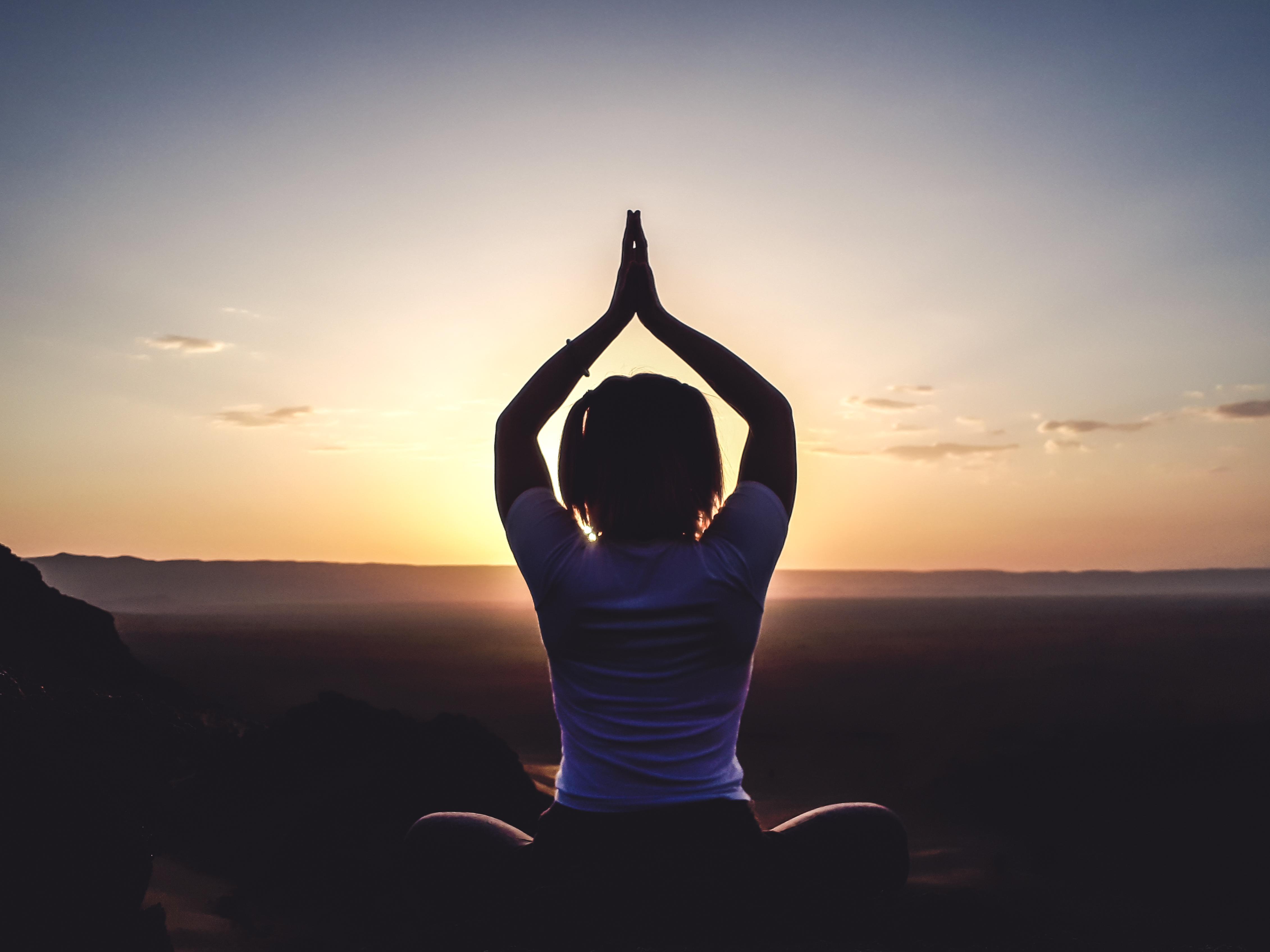 Goh Yoga, Meditation