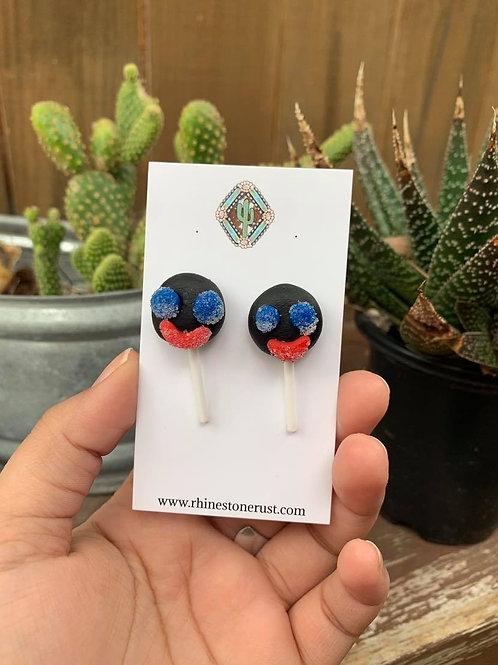 Paleta Payaso Earrings
