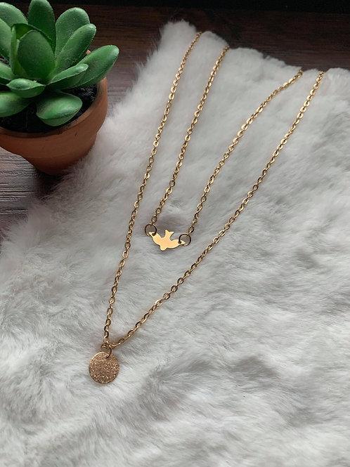 Free Bird Necklace