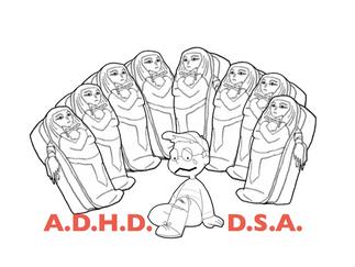 Dal Circle Time all'A.D.H.D. e oltre...