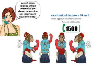 Obbligo vaccinale: quando informarsi è indispensabile