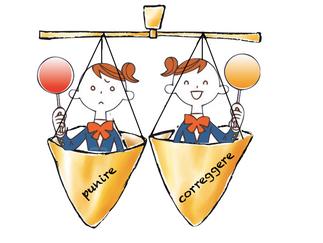Punire o correggere? L'educatore come medium fra l'apprendimento del bambino e il suo destin